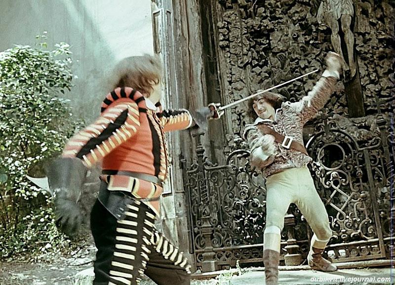 Как проходили съёмки «Д'Артаньян и три мушкетёра». Часть 2 шпагой, лестнице, гвардейцев, драки, нужно, фильма, сцену, Арамис, Потом, удара, личного, гвардейца, съёмок, трюков, съёмки, Д&039Артаньян, Львов1978, чтобы, Ващилин, Теперь