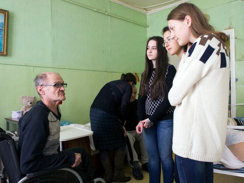 Поречье можайский район дом престарелых пансионат для слепых пожилых людей в новосибирске