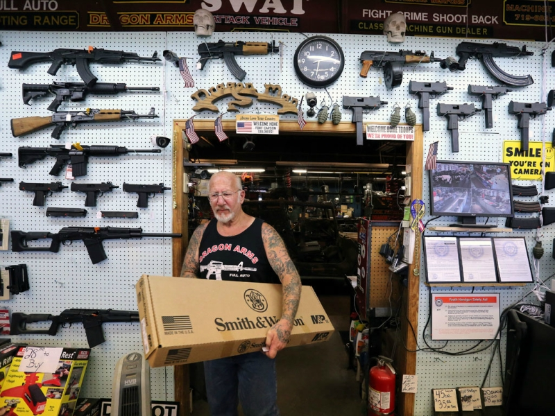 Gun Control Colorado