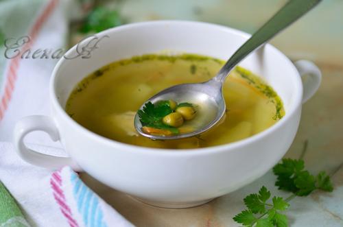 """Суп """"Зеленый горошек"""" 0_15f619_6f854915_orig"""