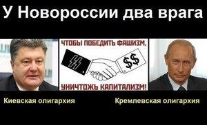 У Новороссии два врага
