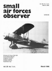 Журнал Small Air Forces Observer 077