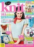 Журнал Let's Knit №79 June 2014
