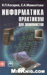 Книга Информатика. Практикум для экономистов