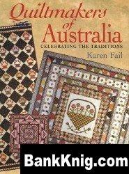 Книга Quiltmakers of Australia: Celebrating the Traditions jpg 51,1Мб