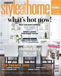 Журнал Журнал Style at Home №1 (январь 2010) / Canada