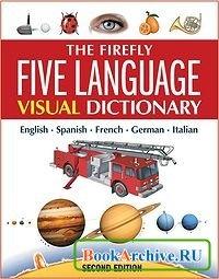 Книга The Firefly Five Language Visual Dictionary