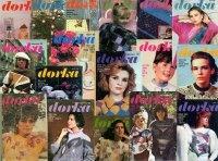 """Журнал Подборка журналов """"Dorka"""" - 19 журналов"""