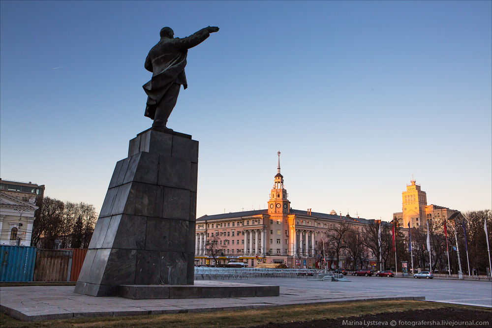От Воронежа до Москвы М4