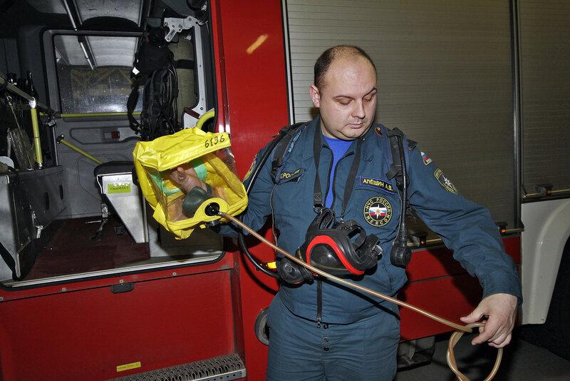 Пожарная часть 43