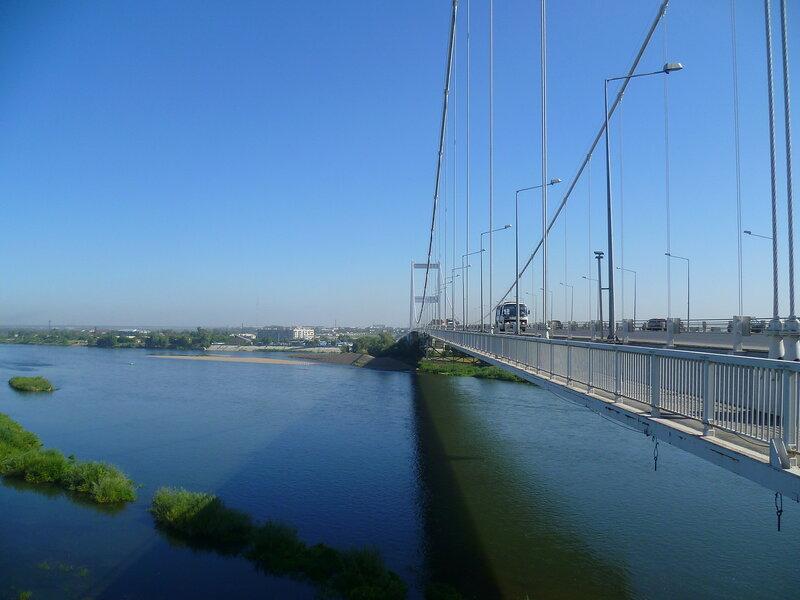 Семипалатинск - новый мост (Semipalatinsk - new bridge)