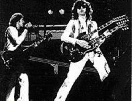 Sick Again, 1977