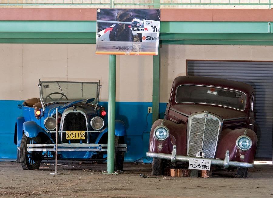 заброшенные авто