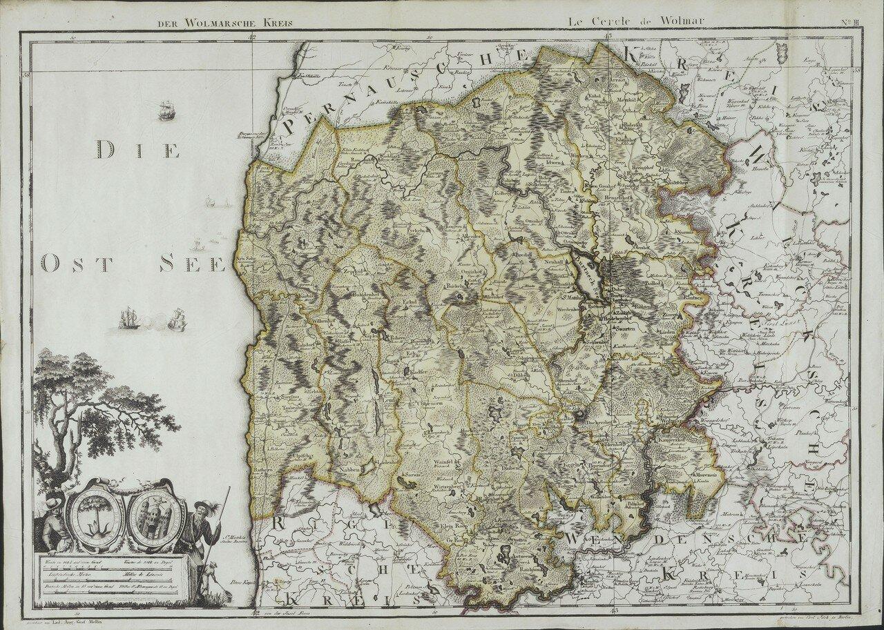 05. 1791. Вольмарский уезд