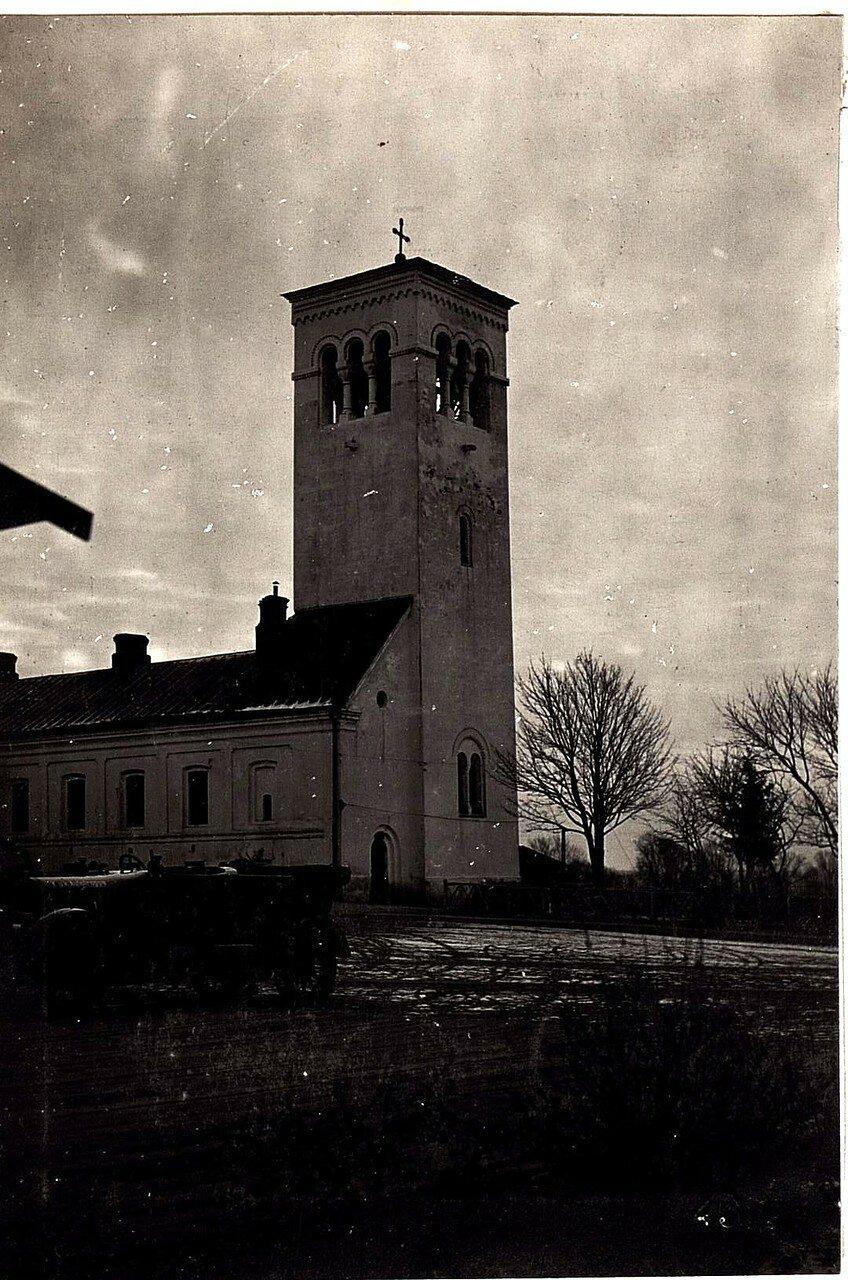 Успенский кафедральный собор. Колокольня