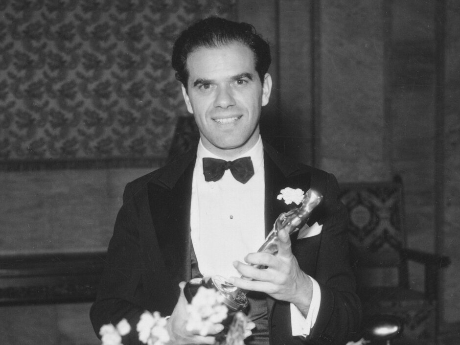 1935. Фрэнк Капра — «Это случилось однажды ночью» (It Happened One Night). Лучшая режиссёрская работа