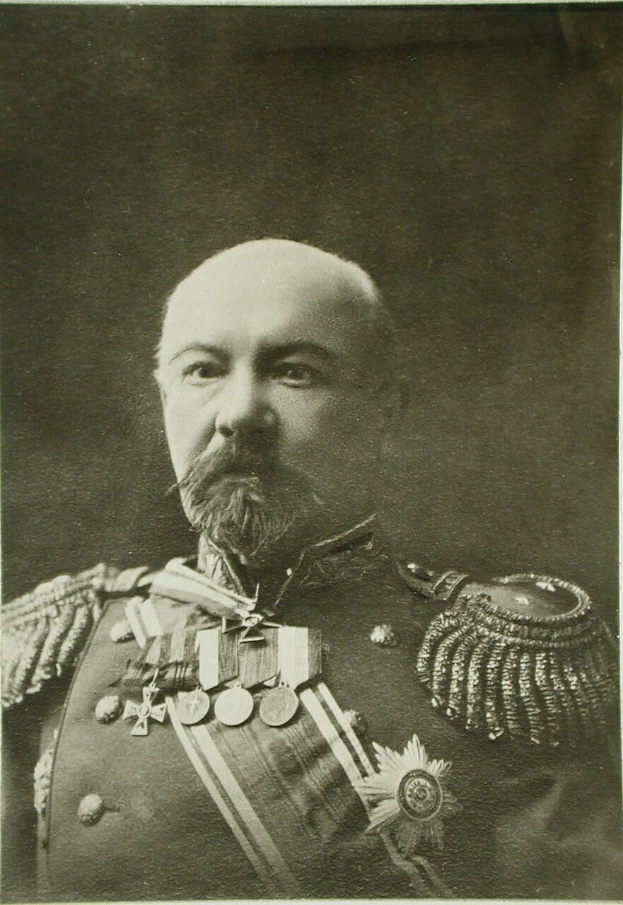 31. Портрет генерал-лейтенанта Н.М.Баташева