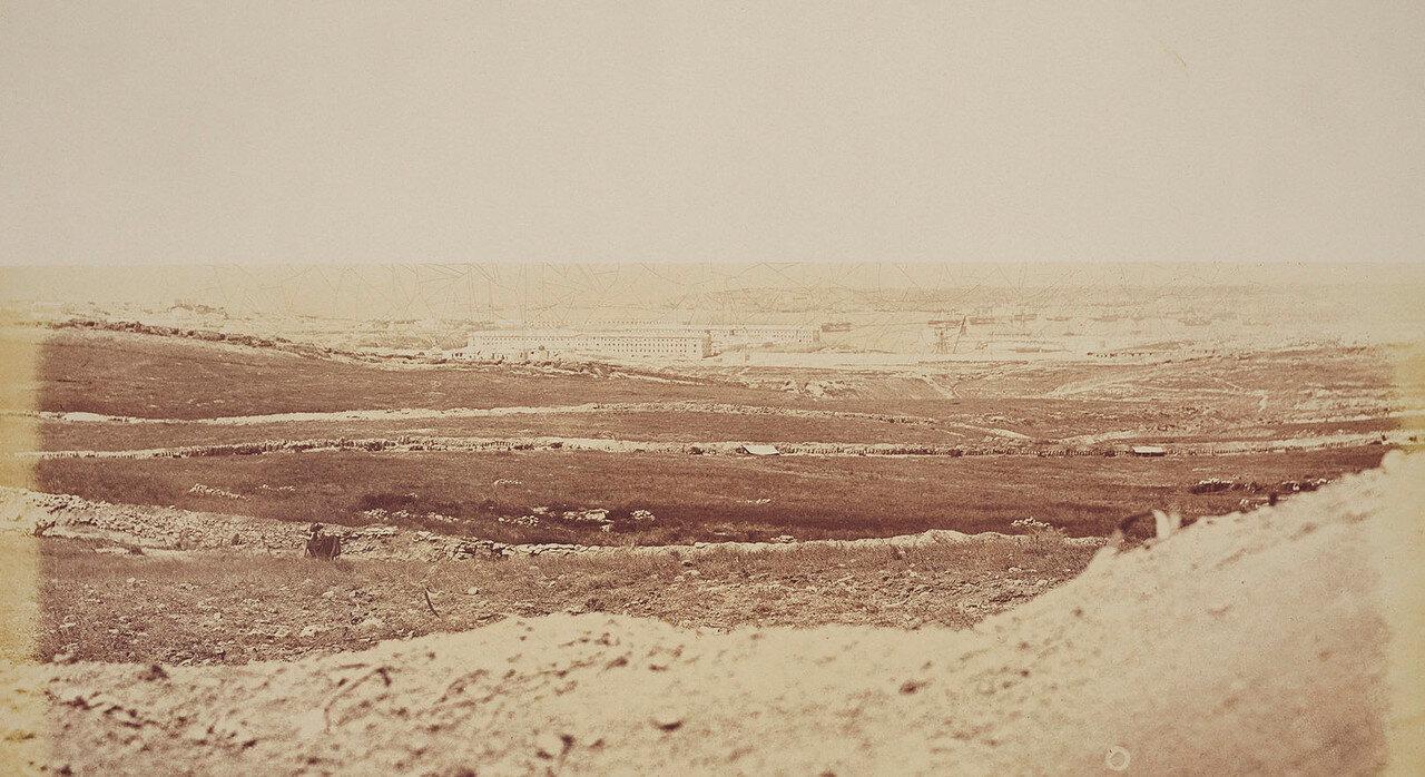 Севастополь перед последним обстрелом