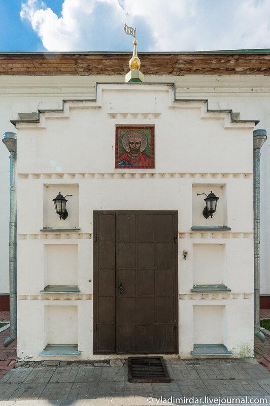 Свято-Екатерининский монастырь. Архирейский корпус.