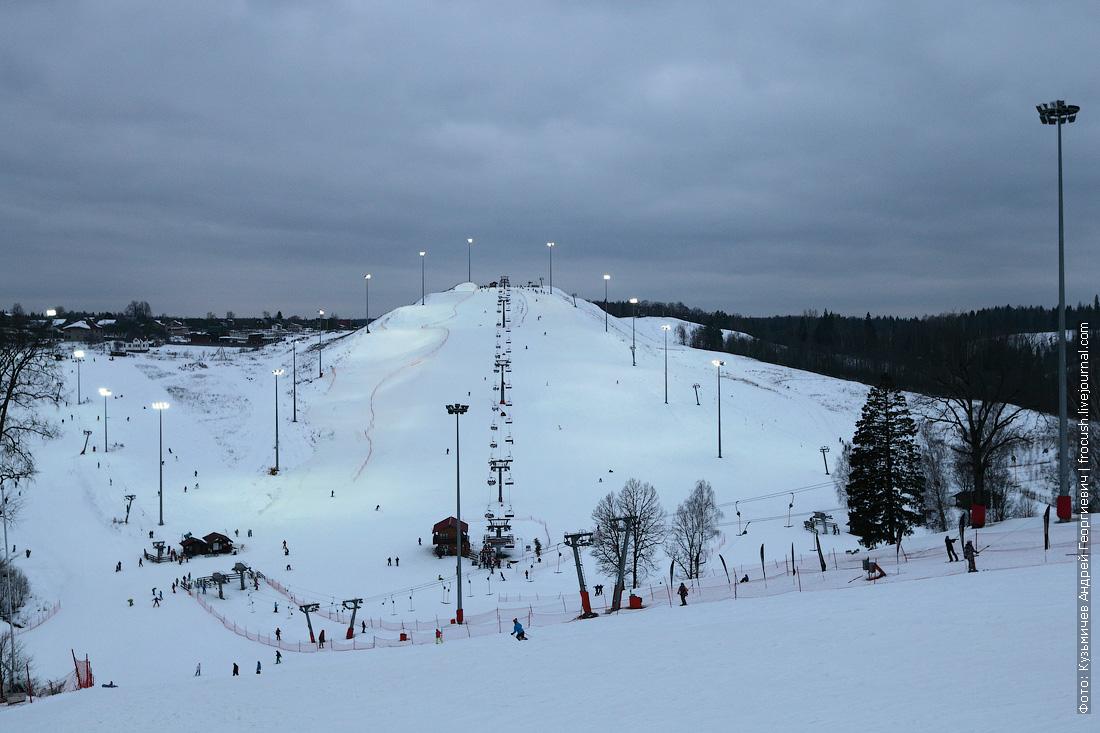 Всемирный День снега Горнолыжный клуб Леонида Тягачева