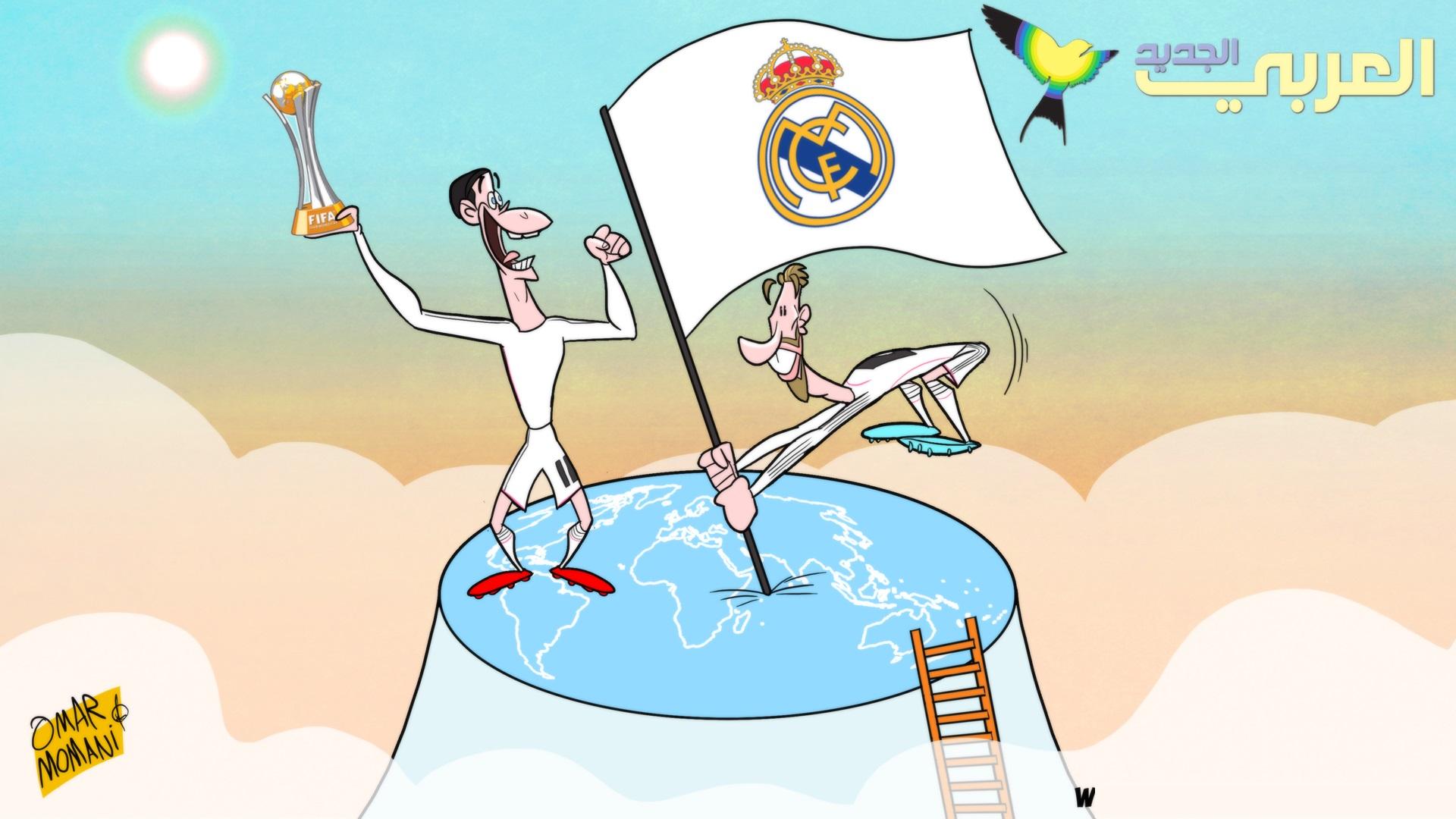 Гарет Бэйл, чемпионат мира среди клубов, Серхио Рамос, Реал Мадрид, примера Испания