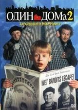 Один дома 2: Затерянный в Нью-Йорке / Home Alone 2: Lost in New York (1992/BDRip/HDRip)