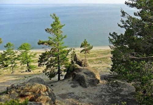 Озеро Байкал. Летний отдых
