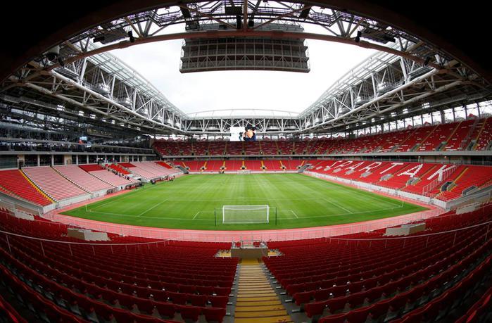 «Открытие Арена»: один из самых лучших стадионов Европы