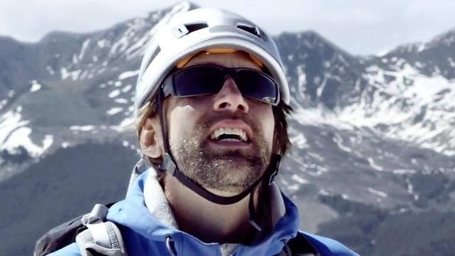 Сліпий підкорювач Евересту пропливе 280 миль на каяку