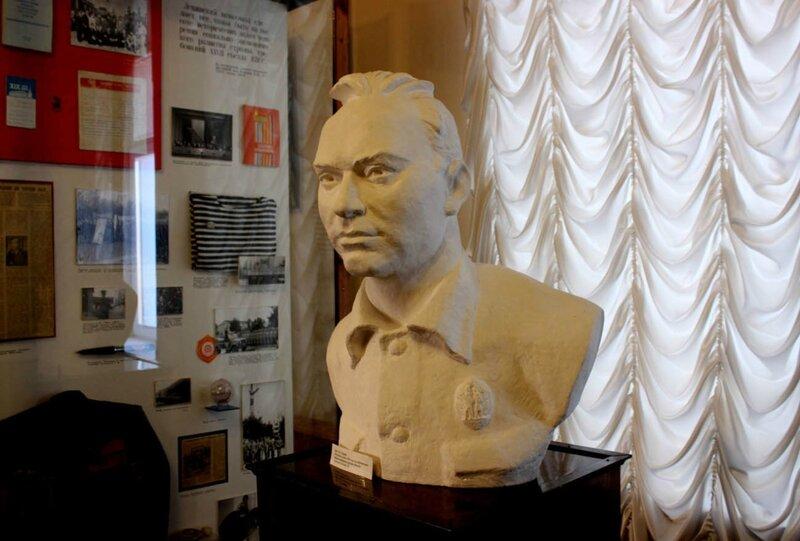 Работа С.Е. Лебедева
