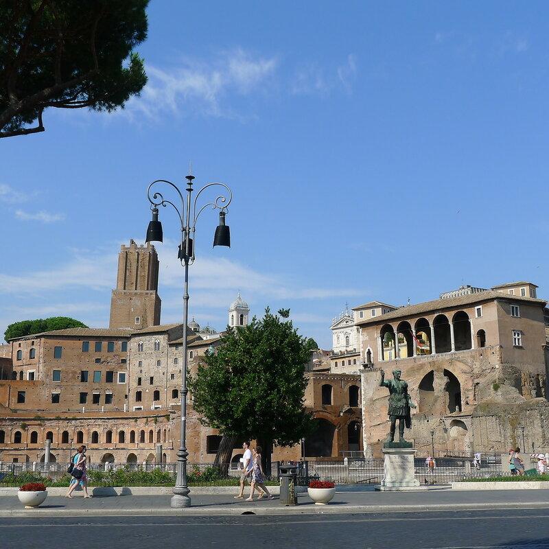Дубль два 2015: Рим и Неаполь (+ Тиволи, Везувий, Помпеи)