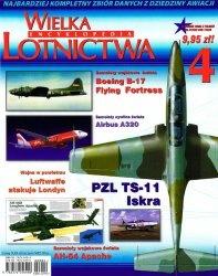 Wielka Encyklopedia Lotnictwa nr.4