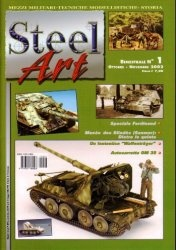 Журнал Steel Art №01 2002