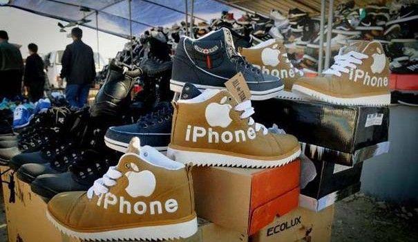 Суровые китайские бренды