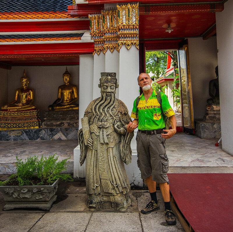Привет из Бангкока