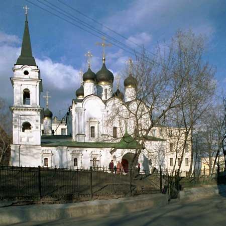 Храм св.князя Владимира