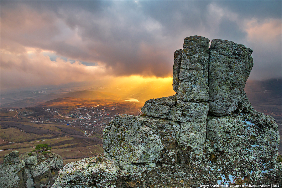 Самая красивая фотомодель Крыма