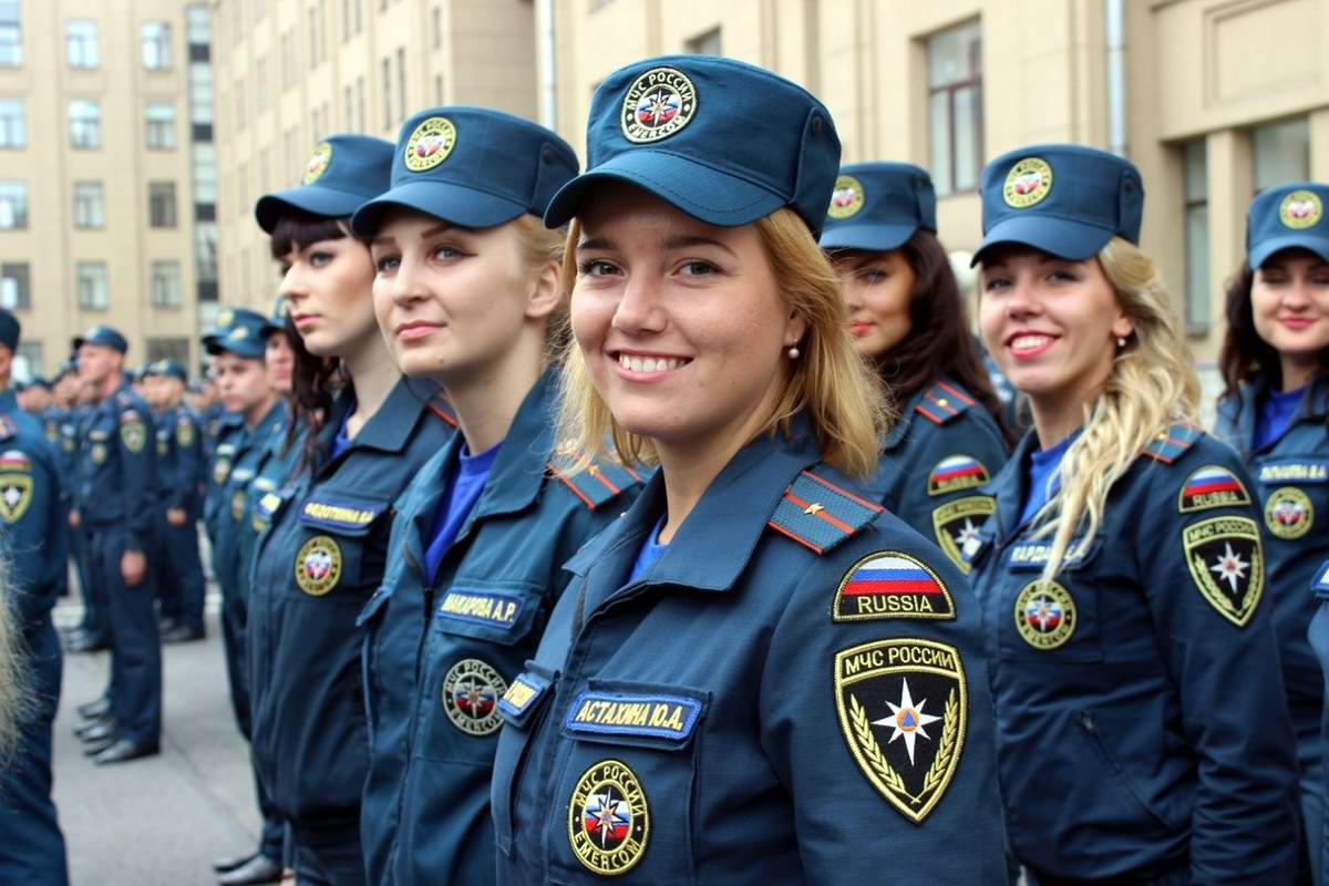 Любую беду руками разведу: Лица девушек из МЧС России (32)