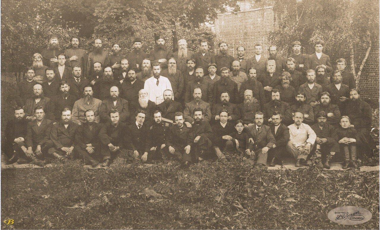 Всероссийский съезд старообрядцев в Нижнем Новгороде