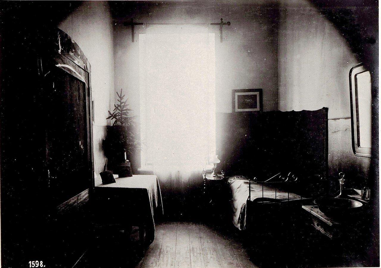 Институт Благородных Девиц. Интерьер (1/IV.1918)