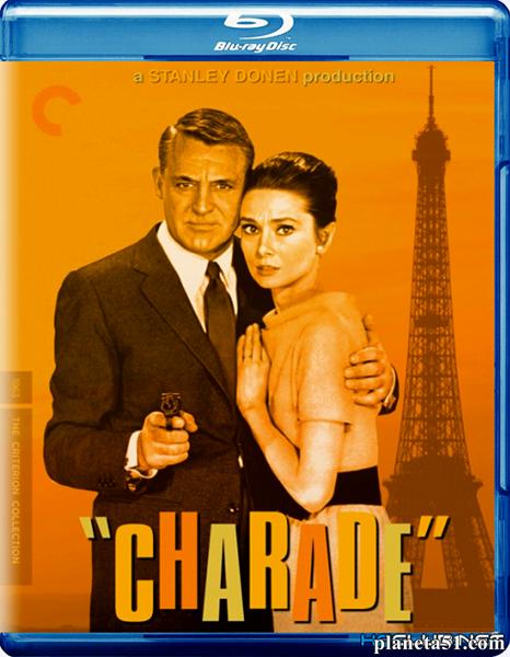 Шарада / Charade (1963/HDRip)