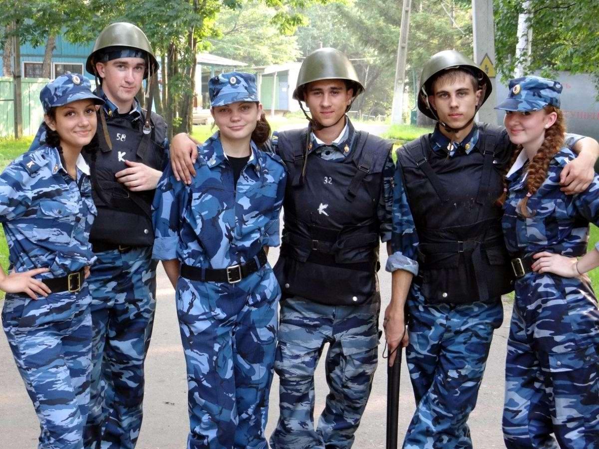 женщины полиции в россии фото
