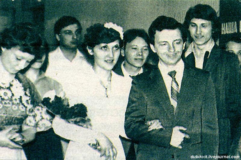 1140 Свадьба Владимира Шахрина. Свердловск, 1981 год..jpg