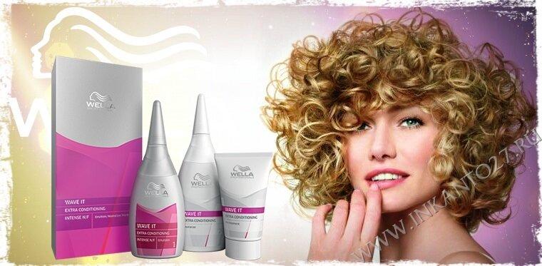 Картинки по запросу Wella Professional Curl it