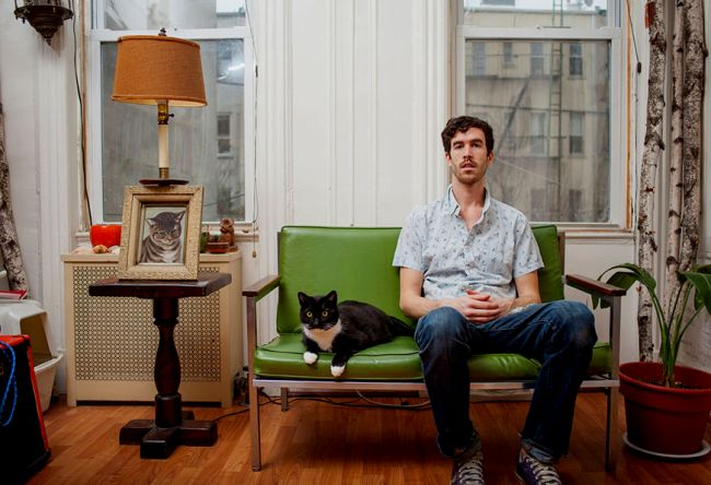 7 Дэвид Уильямс проект «Мужчины и коты».jpg