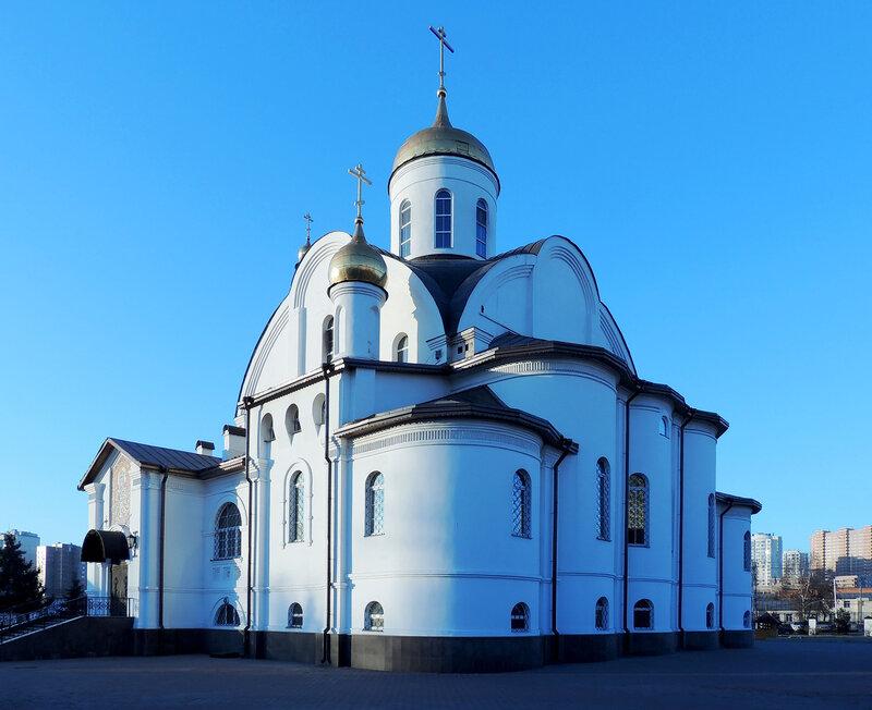 Храм в честь Казанской иконы