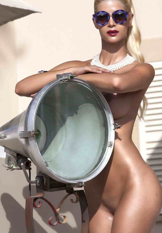 Michaela Schafer in Playboy South Africa november-december 2015