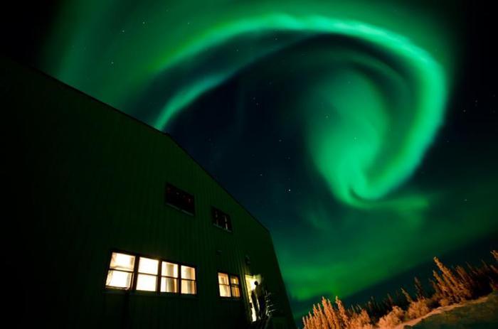 Красивые фотографии полярного сияния 0 10d656 fcb8292c orig
