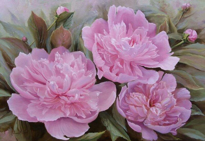 Белорусский художник Олег Чувашев. Нежные пейзажи и натюрморты 0 1110d8 c07eeaf6 XL