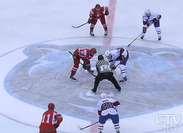 Белорусские хоккеисты уверенно обыграли сборную Норвегии — 5:1
